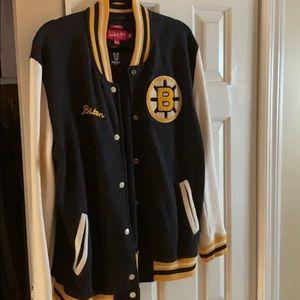 Boston Bruins vintage jacket